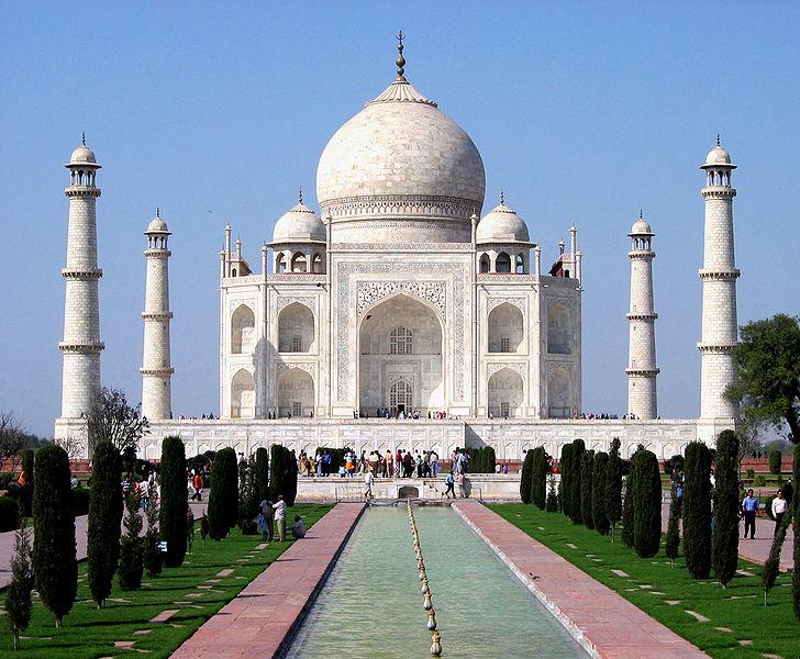 Taj Mahal 2004