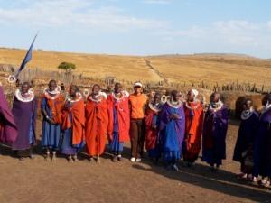 African Safari Misadventure